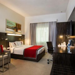 Отель Holiday Inn Express Dubai, Internet City 2* Стандартный номер с различными типами кроватей фото 4