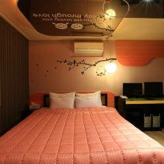 Haeundae Grimm Hotel 2* Номер Делюкс с различными типами кроватей фото 6