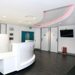 Отель easyHotel London Croydon Великобритания, Лондон - отзывы, цены и фото номеров - забронировать отель easyHotel London Croydon онлайн интерьер отеля фото 2