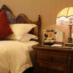 Beijing Dongfang Hotel 3* Стандартный номер с двуспальной кроватью фото 3
