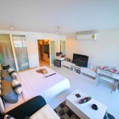 Отель The Chalet Panwa & The Pixel Residence комната для гостей