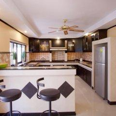 Отель Magic Villa Pattaya 4* Вилла Делюкс с различными типами кроватей фото 10