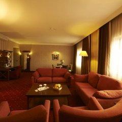 Saffron Hotel Kahramanmaras 4* Люкс с различными типами кроватей фото 3