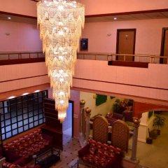 Отель Abjar Hotel Иордания, Амман - отзывы, цены и фото номеров - забронировать отель Abjar Hotel онлайн интерьер отеля