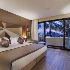 Отель Nirvana Lagoon Villas Suites & Spa 5* Вилла с различными типами кроватей фото 32