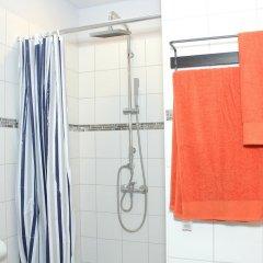 Апартаменты Hunyadi Ter Apartments ванная