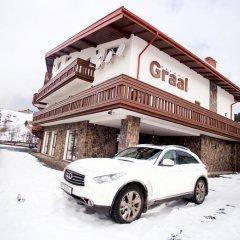 Гостиница Graal resort парковка