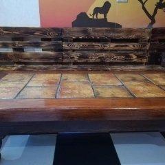 Hostel Zoo - Key2Gates Кровать в общем номере с двухъярусной кроватью фото 2