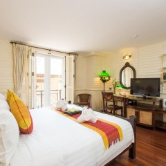 Отель Buddy Lodge 4* Улучшенный номер фото 8