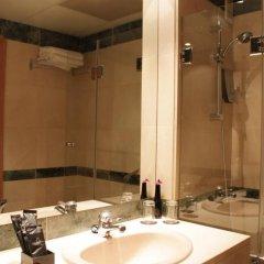 Отель Holiday Inn Madrid - Pirámides 3* Стандартный номер с различными типами кроватей фото 4
