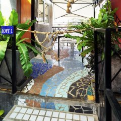 Phuket Paradiso Hotel 3* Стандартный номер с различными типами кроватей фото 11