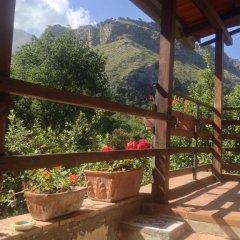 Отель B&B Casale Rio Conca Сперлонга ванная
