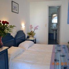 Отель Lignos Греция, Остров Санторини - отзывы, цены и фото номеров - забронировать отель Lignos онлайн комната для гостей фото 3