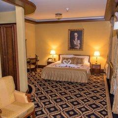 Hotel Cattaro 4* Номер Делюкс с различными типами кроватей фото 4