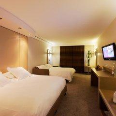 Hotel Lyon Métropole 4* Номер Комфорт с различными типами кроватей фото 3