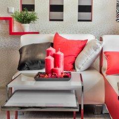 Апартаменты Luxury Apartments Burgas Студия с различными типами кроватей фото 11