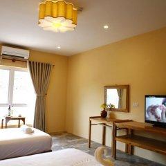 Отель Bauhinia Resort 3* Улучшенный номер с различными типами кроватей