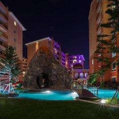 Отель 7Seas Паттайя бассейн