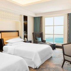 Отель Sheraton Sharjah Beach Resort & Spa 5* Номер Делюкс с различными типами кроватей фото 6