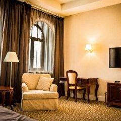 Гостиница Новомосковская 5* Студия с различными типами кроватей фото 9