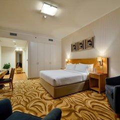 Oaks Liwa Heights Hotel Apartments 3* Улучшенные семейные апартаменты с 2 отдельными кроватями фото 4