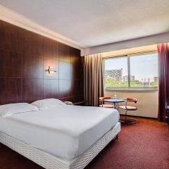 Hotel des Congres 3* Номер категории Премиум с различными типами кроватей фото 3