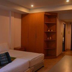 Отель Seven Oak Inn 2* Стандартный семейный номер с двуспальной кроватью фото 8
