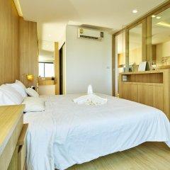 Отель The Chezz Central Condo By Mypattayastay Паттайя комната для гостей фото 3