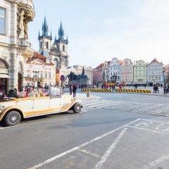 Отель Pařížská 1 Чехия, Прага - отзывы, цены и фото номеров - забронировать отель Pařížská 1 онлайн городской автобус