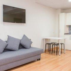 Отель Vertice Roomspace Madrid 3* Стандартный номер с различными типами кроватей фото 4