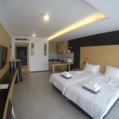 Vivace Hotel 3* Студия Делюкс с различными типами кроватей фото 3