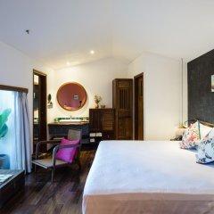 Отель The Myst Dong Khoi 5* Стандартный номер с различными типами кроватей фото 18