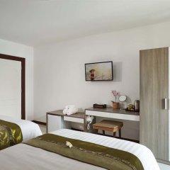 Отель Wattana Place 3* Номер Делюкс с 2 отдельными кроватями фото 5