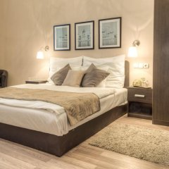 Отель Budapest Ville Bed And Breakfast 3* Номер Делюкс фото 3