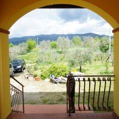 Отель Villa Anna Реггелло балкон