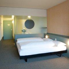 Hotel City am Bahnhof 3* Стандартный номер с различными типами кроватей фото 12