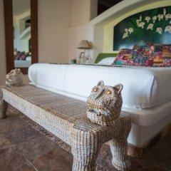 Отель Villa El Ensueño by La Casa Que Canta 4* Люкс с различными типами кроватей фото 13