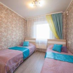 Мини-Отель КвартировЪ-Взлетка Стандартный номер с 2 отдельными кроватями фото 9