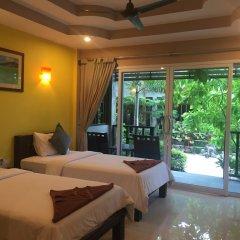 Baan Suan Ta Hotel 2* Улучшенный номер с различными типами кроватей фото 3
