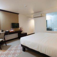 Grand Supicha City Hotel 3* Улучшенный номер разные типы кроватей