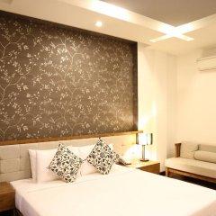 Valentine Hotel 3* Улучшенный номер с различными типами кроватей фото 5