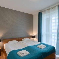 Отель City Aparthotel Wola Апартаменты с различными типами кроватей фото 11