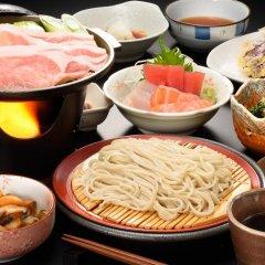 Отель GreenHotel Kitakami Япония, Китаками - отзывы, цены и фото номеров - забронировать отель GreenHotel Kitakami онлайн питание фото 3
