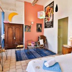 Отель Palais Hongran de Fiana Франция, Ницца - отзывы, цены и фото номеров - забронировать отель Palais Hongran de Fiana онлайн комната для гостей фото 2
