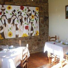 Отель Posada El Ángel de la Guarda в номере фото 2