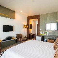 Отель Baboona Beachfront Living Таиланд, Паттайя - 2 отзыва об отеле, цены и фото номеров - забронировать отель Baboona Beachfront Living онлайн комната для гостей фото 3