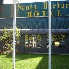 Santa Barbara Hotel Сан-Донато-Миланезе спортивное сооружение