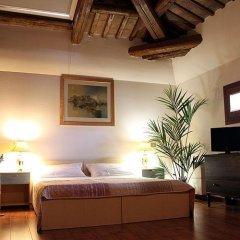 Отель Ristorante Alloggio Ostello Amolara 3* Стандартный номер фото 3