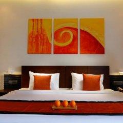 Отель Citrus Waskaduwa 4* Улучшенный номер с различными типами кроватей фото 5