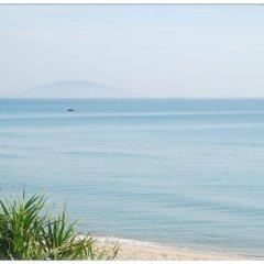 Отель Mango Garden Villa пляж